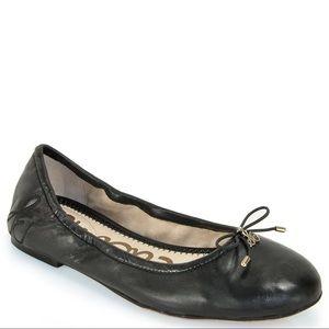 """Sam Edelman Black """"Felicia"""" Ballet Flats"""